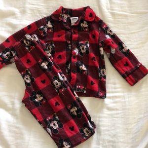 Mickey Mouse PJ Set size 18 months